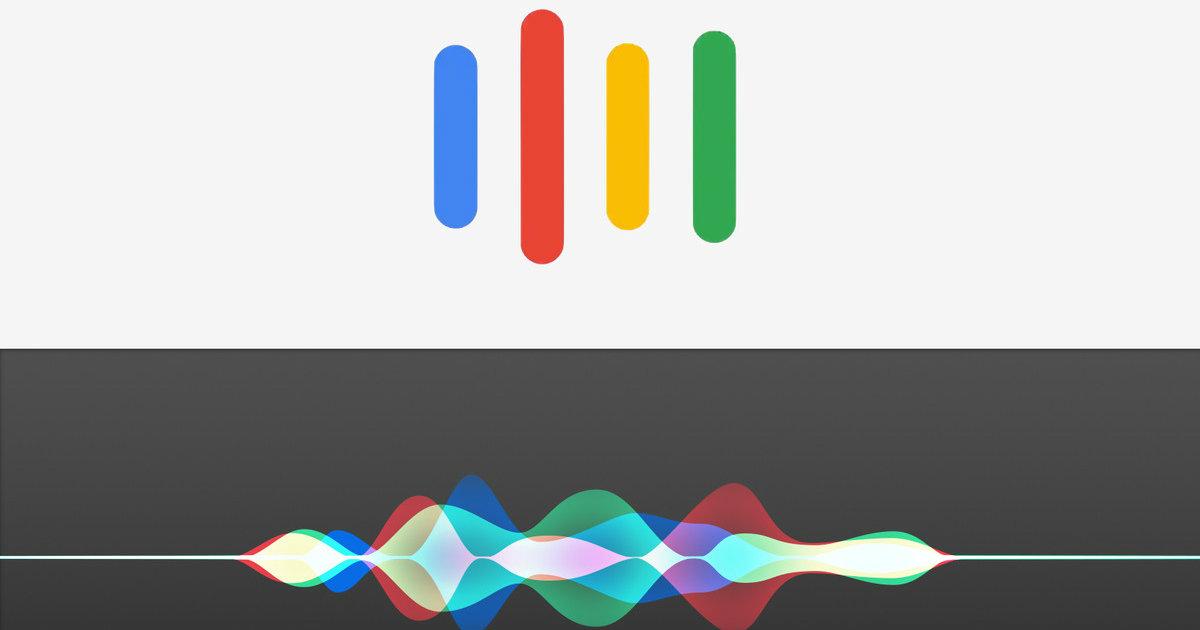 Google Assistant VS Apple Siri Header
