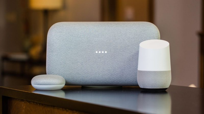 Google Home with Google Assistant