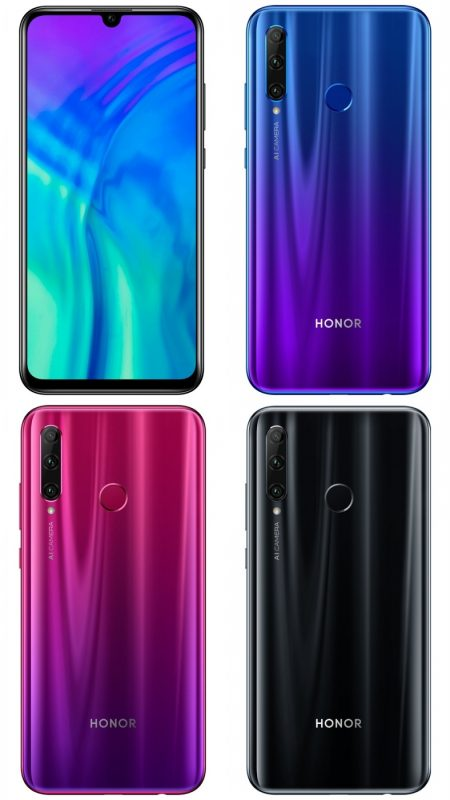 Honor 20i Color
