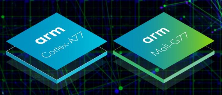 ARM Cortex A77 Mali G77