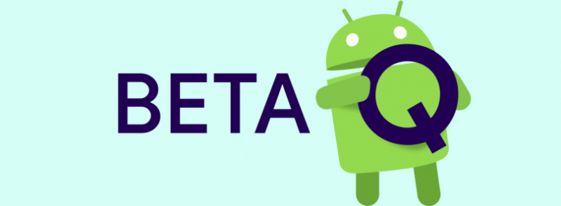 Android Q Beta with Dynamic System Update