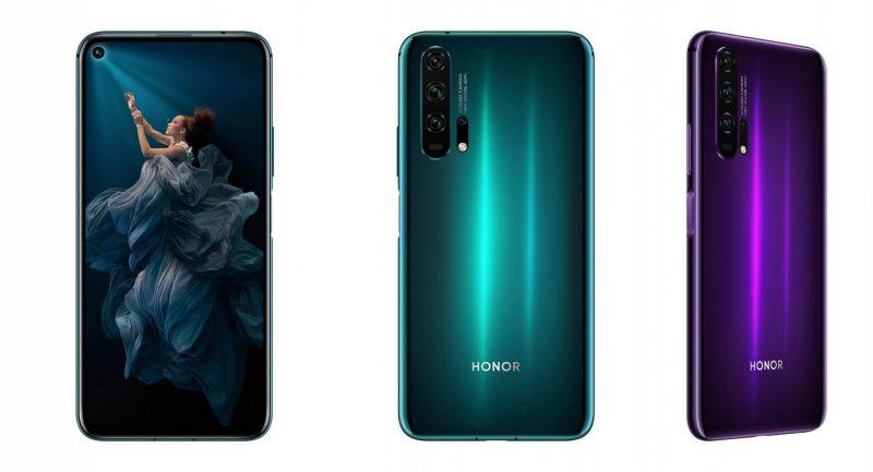 Honor 20 Pro Color