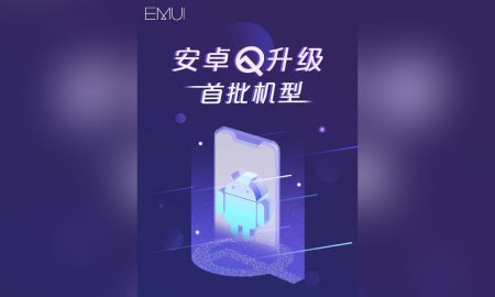 Huawei Smartphones Android Q update plan