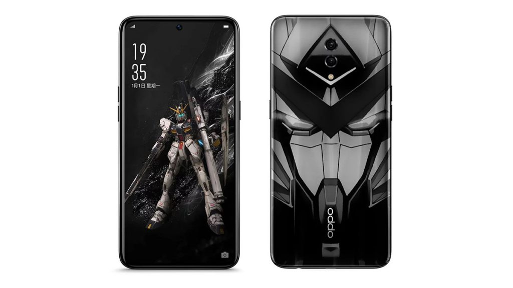 OPPO Reno Gundam Edition เตรียมเปิดตัวในจีนเร็วๆ นี้