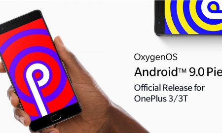 OnePlus 3 Series Android Pie
