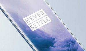 OnePlus 7 Pro Never Settle