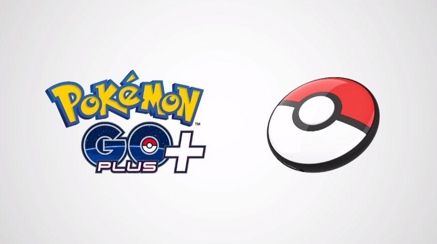 Pokemon Go Plus +