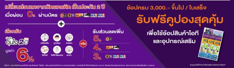 Powerbuy Credit Promotion Mid TME 2019
