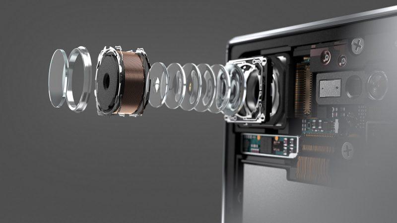 Samsung Periscope 5x zoom