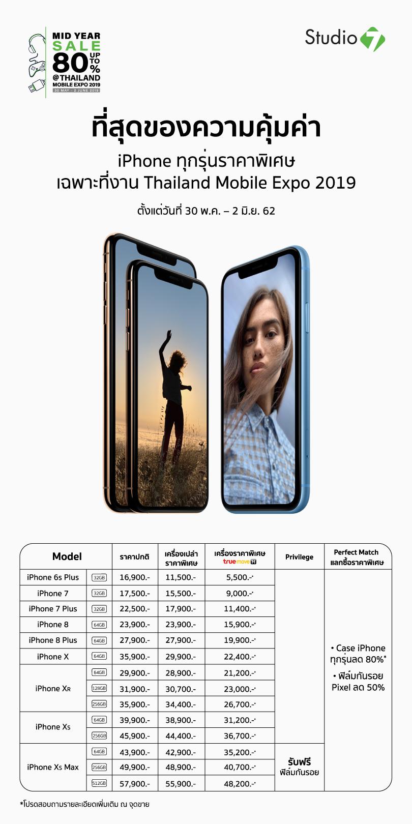 iPhone TME 2019 Studio 7