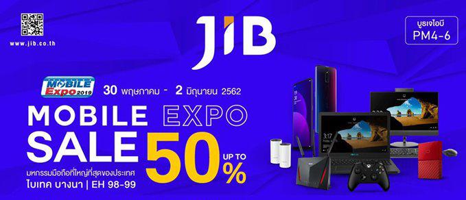 promotion JIB TME 2019 may