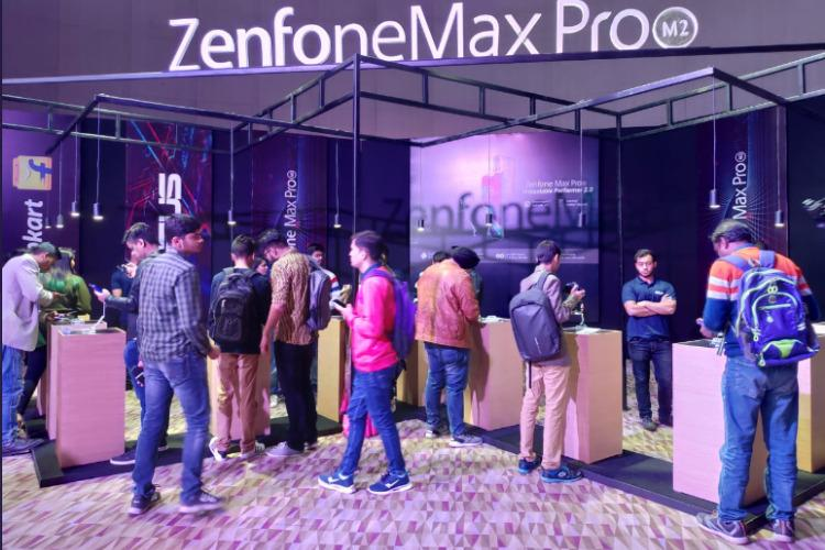 Asus Zenfone India