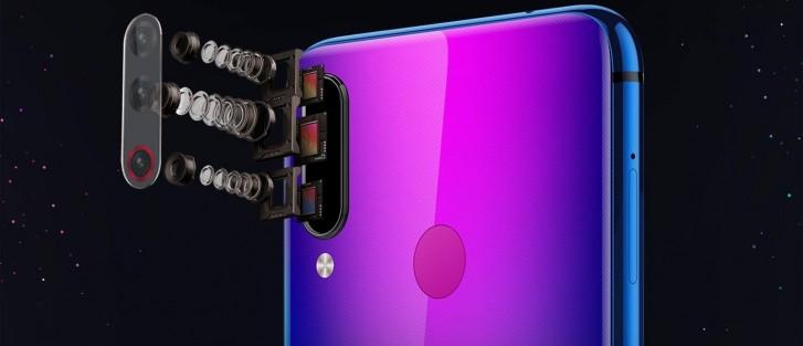 LG W Series 2019 – Camera