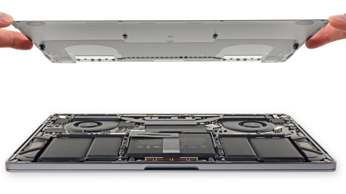 MacBook Pro 2018 Teardown