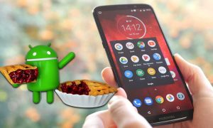 Motorola Android Pie