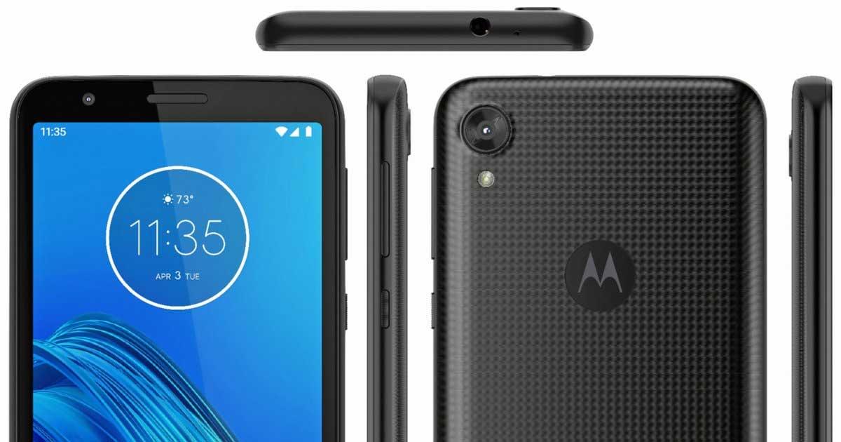 Motorola Moto E6 New
