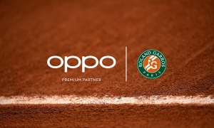 OPPO celebrates Roland-Garros Year 2562 and Junior Wild Card Series