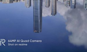 Realme 64 MP Photo
