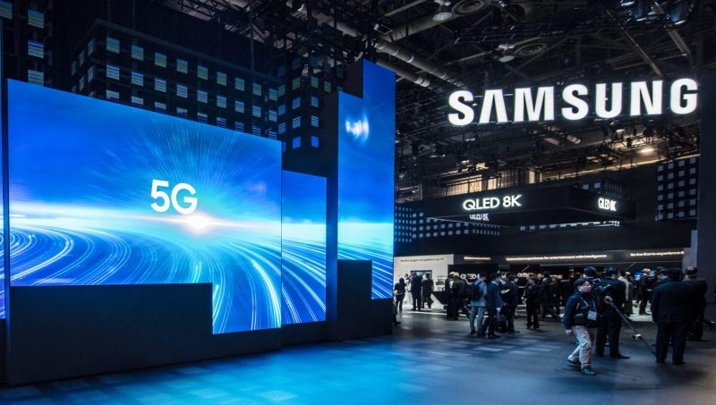 Samsung End-to-End 5G Technology Solutions