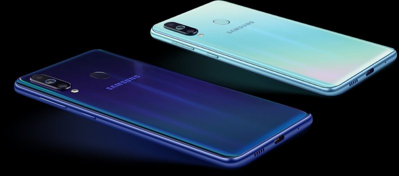 Samsung Galaxy M40 color