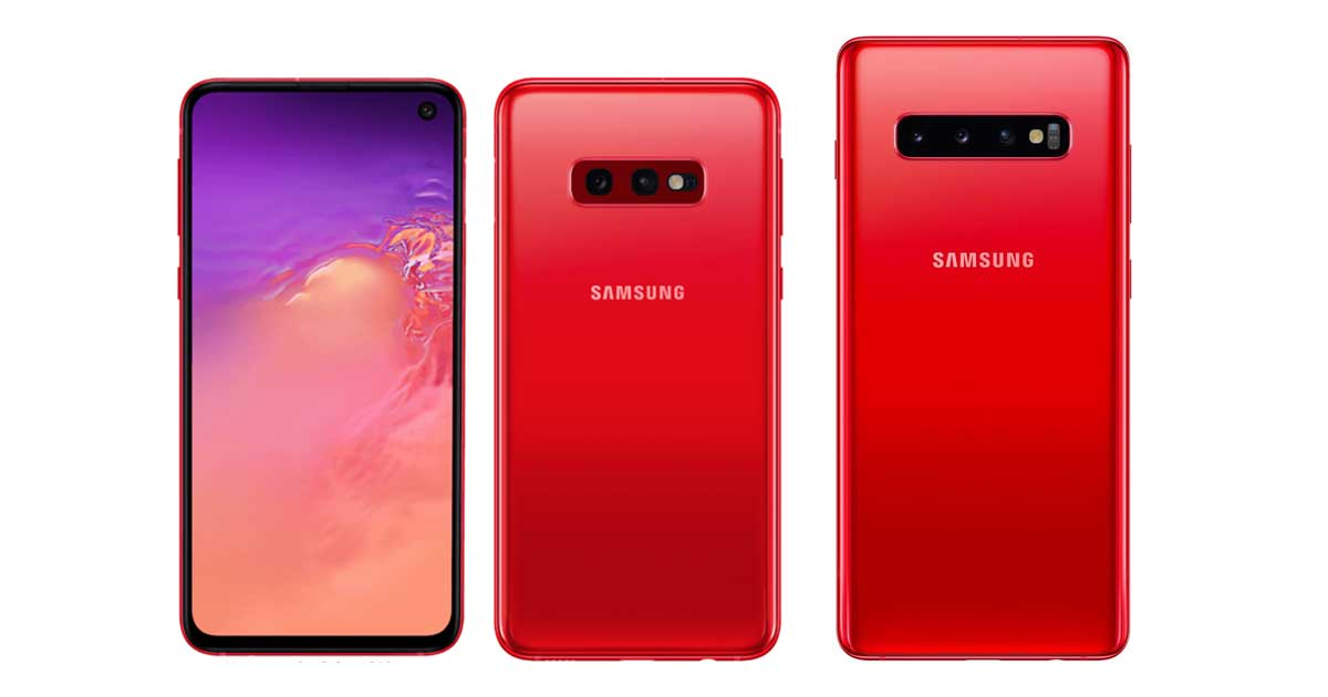 Samsung-Galaxy-S10-Series-Cardinal-Red
