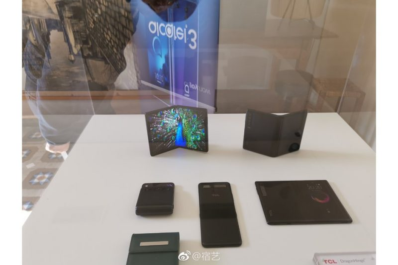 TCL Foldable Screen