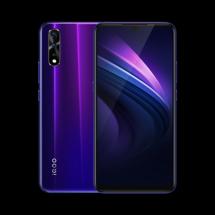Vivo iQOO Neo - Purple