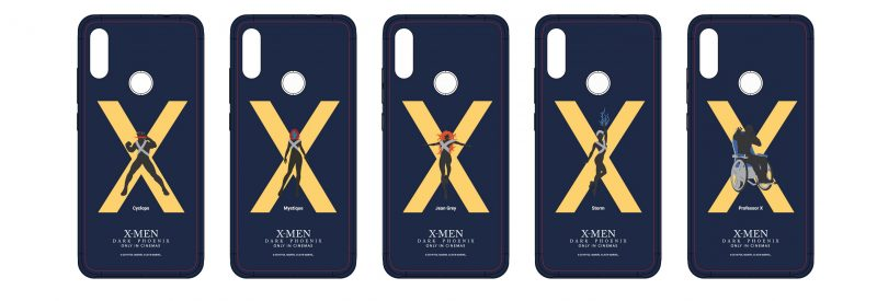 Xiaomi-Redmi Note 7 X-Men Dark Phoenix promotion