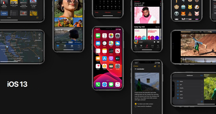 features of iPhone in iOS 13