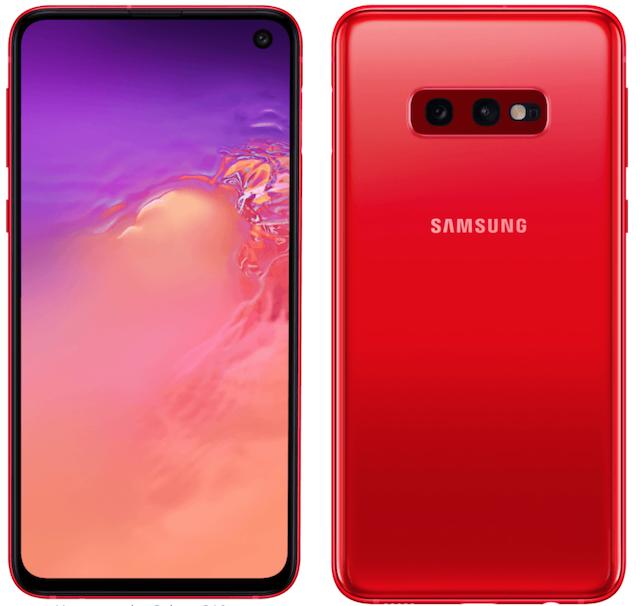galaxy-s10e-cardinal-red