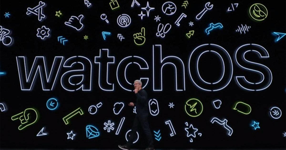 watchOS 6 Header