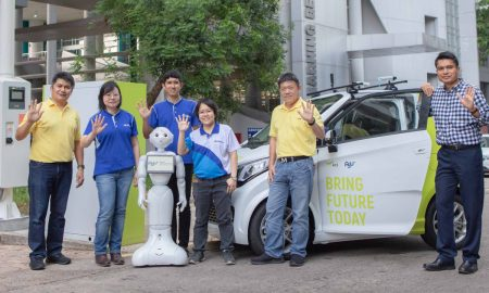 AIS x Prince of Songkla University tos test 5G