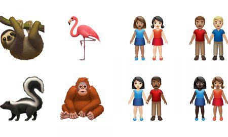 Apple New Emoji 2019