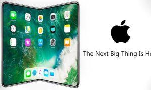 Apple iPad Foldable concept