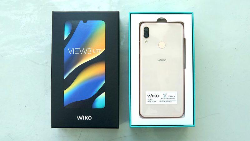 Wiko View3 Lite