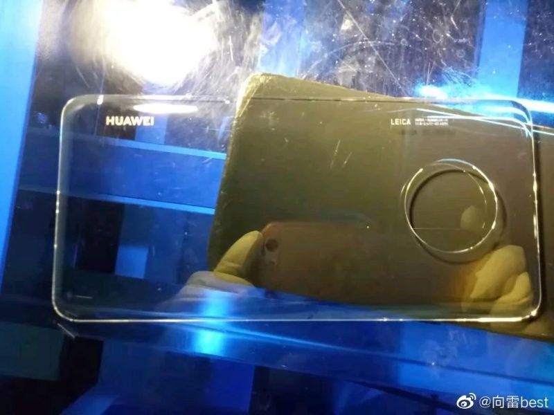 Huawei Mate 30 Pro Glass Back