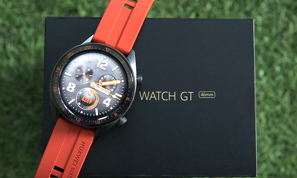 Huawei Watch GT Active Edition