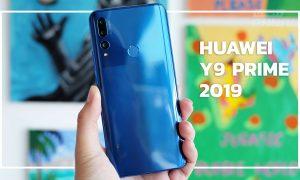 Huawei Y9 Prime 2019 รีวิว ใช้ดีไหม ราคา 7,990 บาท