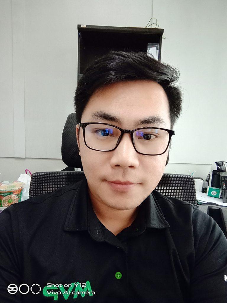 โหมด AI Face Beauty