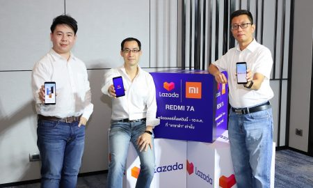 Xiaomi-Redmi 7A and Mi Smart Band 4 Launch-in Thailand