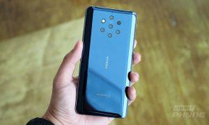 Nokia 9 PureView ราคาพิเศษ 18,990 บาท