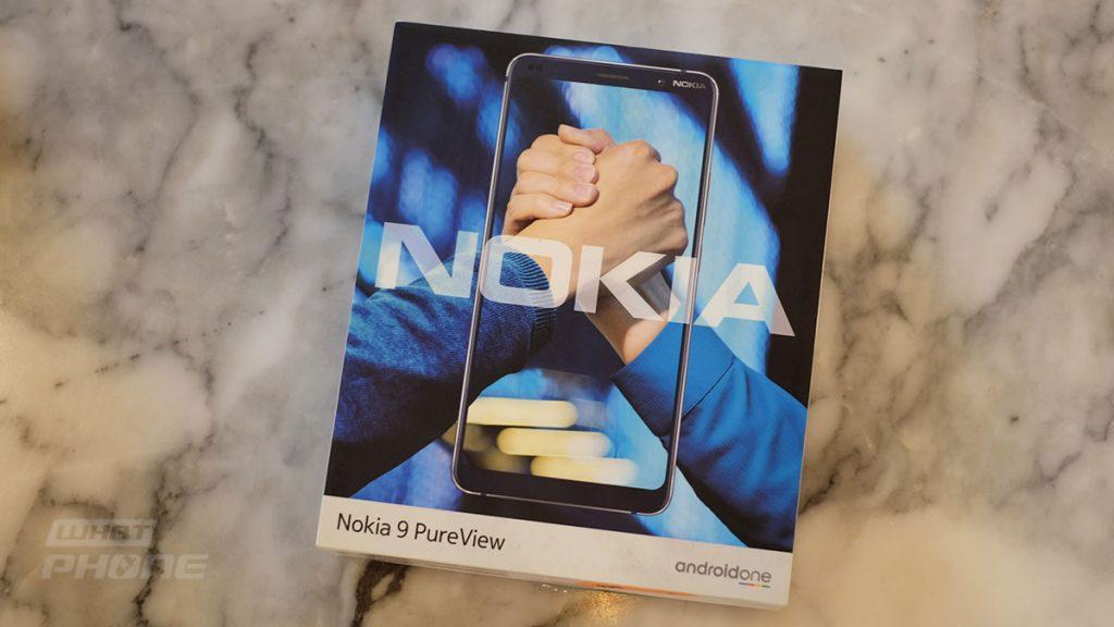 แกะกล่อง Nokia 9 PureView