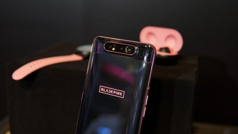 Samsung Galaxy A80 x BLACKPINK Limited Edition