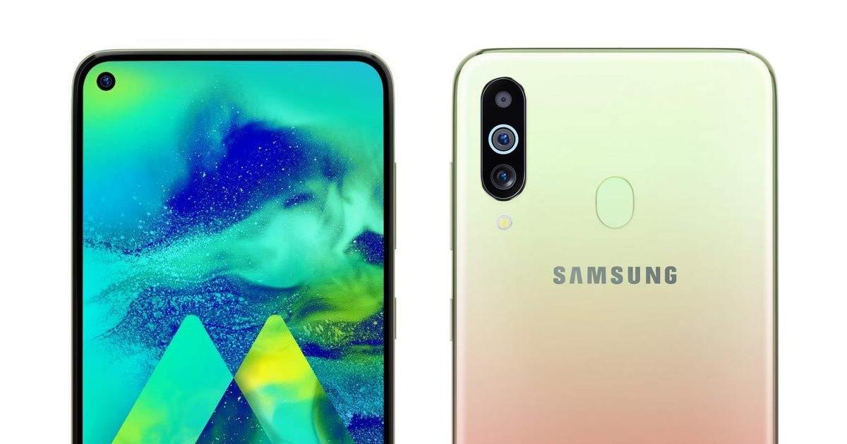 Samsung Galaxy M40 - Cocktail Orange
