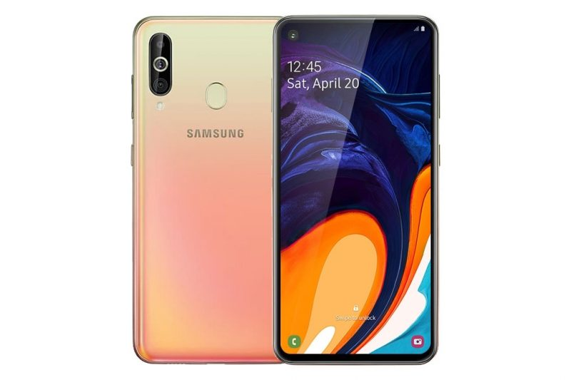 Samsung Galaxy M40 - Cocktail Orange