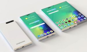 Samsung Galaxy S11 Design - Leak