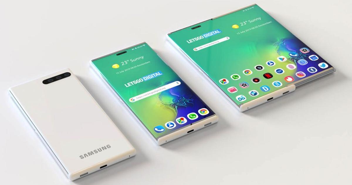 Samsung Galaxy S11 Design - Leak