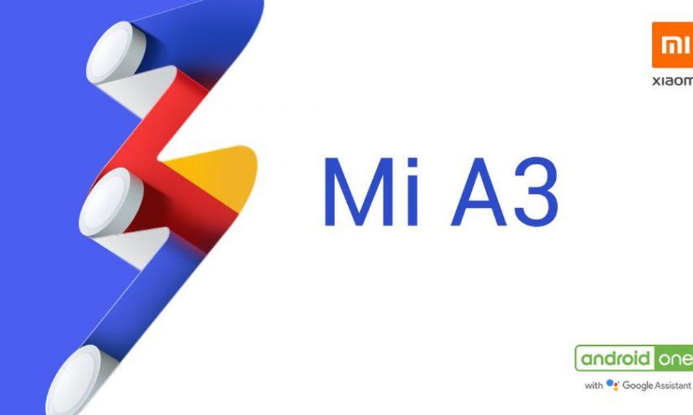 Xiaomi mi A3 - cover