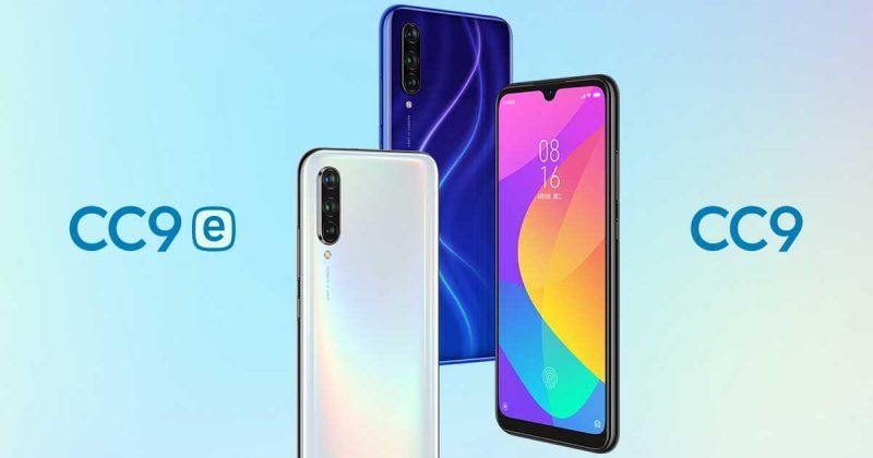 Xiaomi Mi CC9 Series