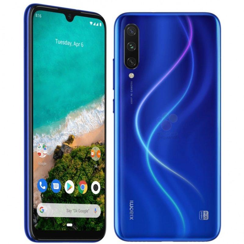 Xiaomi mi A3 - Blue